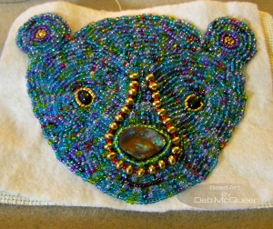 all finished with beading
