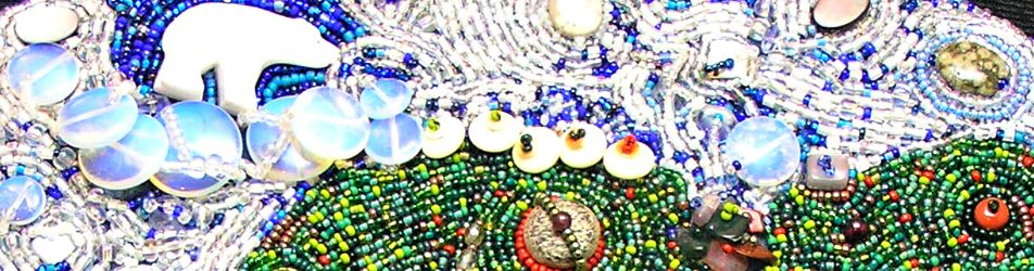 Bead Art by Deb McQueen